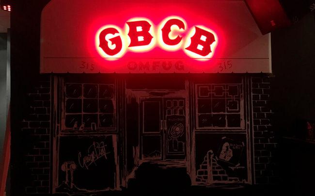 Letras George Best Club Bar
