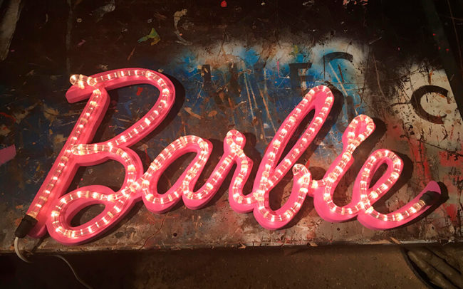 cartel Barbie