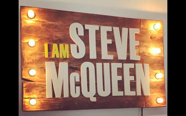 cartel Steeve McQueen